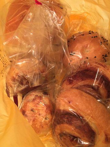 Baking Lab おいしいパン屋さん 文京区 白山 隠れ家パン屋さん 天然酵母 オーガニック 有機 金曜土曜の二日のみの営業 天然酵母を使ったパン屋さん 限定営業 6.jpg