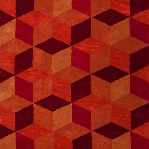 フントヒュッテオリジナル首輪カラーリードリーシュハーネス文京区hundehutte東京かわいい犬の首輪ビンテージファブリック生地幾何学模様 a geometric pattern Collar Leash Harness_4.jpg