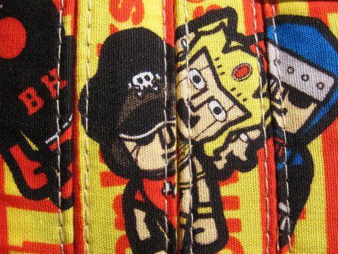 フントヒュッテオリジナル首輪カラーリードリーシュハーネス文京区hundehutte東京かわいい犬の首輪キン肉マンアシュラマンザ・ニンジャ KINNIKUMAN Collar Leash Harness_1.jpg