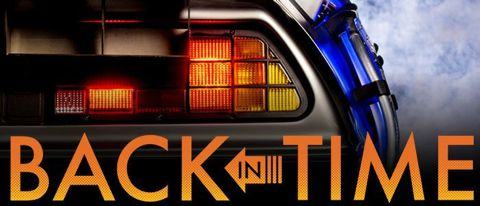Back To The Future バック・トゥ・ザ・フューチャー ドキュメンタリー映画 Back In Time 2015年10月 ロバート・ゼメキス監督 マイケル・J・フォックス デロリアン ドク1.jpg