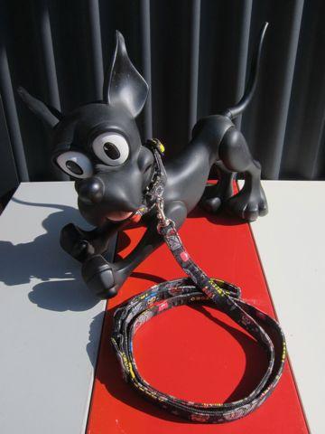 フントヒュッテオリジナル首輪カラーリードリーシュハーネス文京区hundehutte東京かわいい犬の首輪ワンピースルフィサンジゾロチョッパーONE PIECE Collar Leash Harness_10.jpg