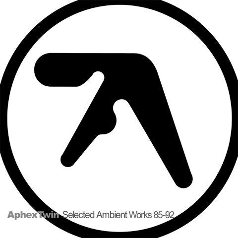 Aphex Twin - Selected Ambient Works 85-92 エイフェックス・ツイン リチャード・D・ジェイムス テクノ Richard D James テクノ名盤 ベルギーの老舗レーベルR&S 1992年リリース.jpg