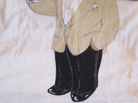 POLO BEAR ポロベアー POLO by Ralph Lauren ラルフローレン ビーチタオル ブランケット 画像 USA製 MADE IN USA アメリカ製 米国製 ヴィンテージ デッドストック 2.jpg
