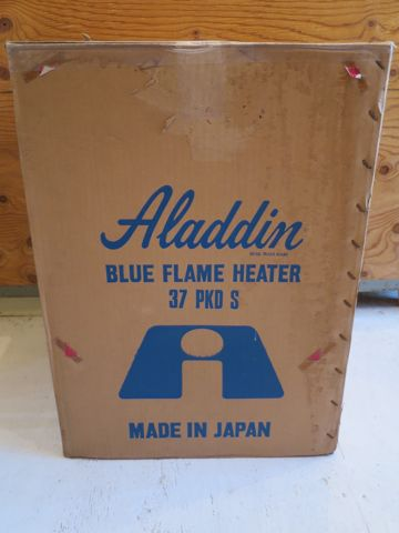 Aladdin BLUE FLAME STANDARD SERIES 32 MADE IN ENGLAND アラジンブルーフレーム石油ストーブビンテージヴィンテージアラジンストーブ芯修理メンテナンス石油機器技術管理士_1.jpg