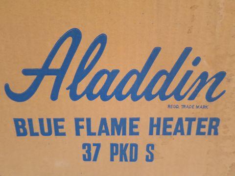 Aladdin BLUE FLAME STANDARD SERIES 32 MADE IN ENGLAND アラジンブルーフレーム石油ストーブビンテージヴィンテージアラジンストーブ芯修理メンテナンス石油機器技術管理士_2.jpg