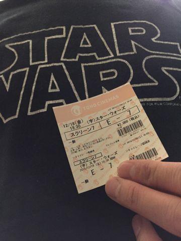 Star Wars The Force Awakens スター・ウォーズ フォースの覚醒 2015年12月18日(金)18時30分全国一斉公開 JJエイブラムス監督 カイロ・レン レイ フィン BB-8 TOHOシネマズ 3.jpg