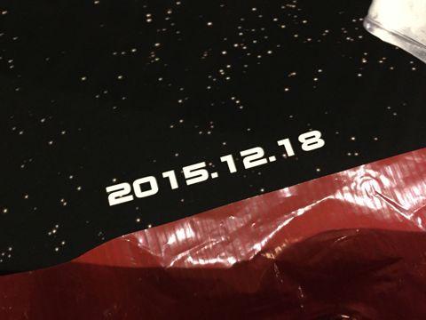 Star Wars The Force Awakens スター・ウォーズ フォースの覚醒 2015年12月18日(金)18時30分全国一斉公開 JJエイブラムス監督 カイロ・レン レイ フィン BB-8 TOHOシネマズ 10.jpg