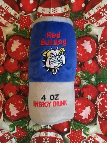Red Bulldog レッドブル 海外セレブ犬用TOY_1.jpg