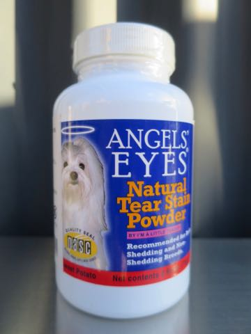 エンジェルズアイズナチュラル犬涙やけ ANGEL EYES フントヒュッテ東京画像100%天然原料使用抗生物質不使用_1.jpg