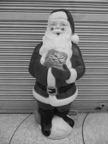 EMPIRE PLASTIC Made in USA エンパイアプラスチックUSA製アメリカ製ビンテージ60s70sクリスマスイルミネーションモチーフライトサンタクロースライト画像フントヒュッテ東京インテリア雑貨シーズン季節年中行事_4.jpg