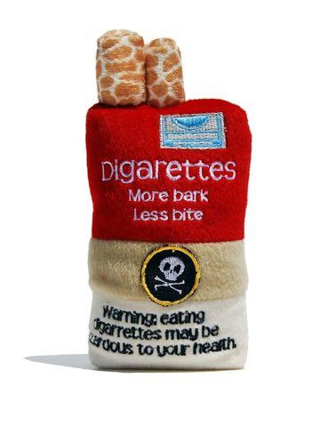 Fab Dog ファブドッグ Digarettes Pack Toy 画像 犬のおもちゃ 海外 セレクトショップ レア 犬用Toy フントヒュッテ 4.jpg