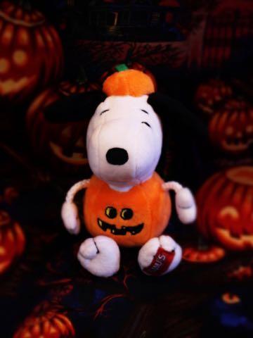 ハロウィン スヌーピー ドッグトイ 画像 犬用おもちゃ Snoopy かぼちゃ コスプレ DOG TOY チャールズ・M・シュルツ 1.jpg