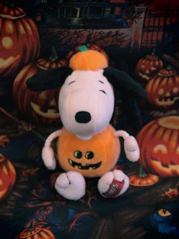 ハロウィン スヌーピー ドッグトイ 画像 犬用おもちゃ Snoopy かぼちゃ コスプレ DOG TOY チャールズ・M・シュルツ 3.jpg