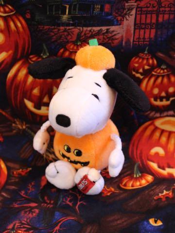 ハロウィン スヌーピー ドッグトイ 画像 犬用おもちゃ Snoopy かぼちゃ コスプレ DOG TOY チャールズ・M・シュルツ 4.jpg