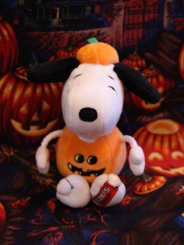 ハロウィン スヌーピー ドッグトイ 画像 犬用おもちゃ Snoopy かぼちゃ コスプレ DOG TOY チャールズ・M・シュルツ 5.jpg