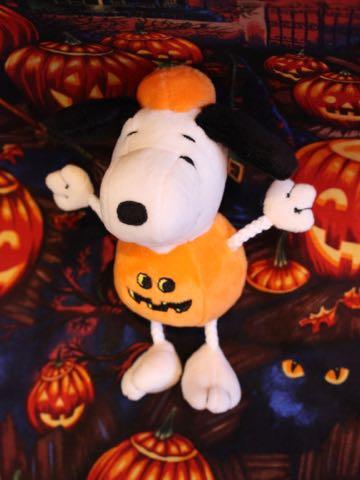 ハロウィン スヌーピー ドッグトイ 画像 犬用おもちゃ Snoopy かぼちゃ コスプレ DOG TOY チャールズ・M・シュルツ 7.jpg