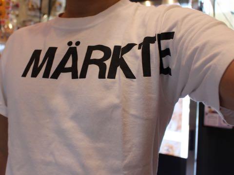 マルクト MARKTE ドイツ雑貨 FREITAG フライターグ RIDDLE DESIGN BANK リドルデザインバンク 東京都台東区鳥越2-5-1 マルクトTシャツ_1.jpg