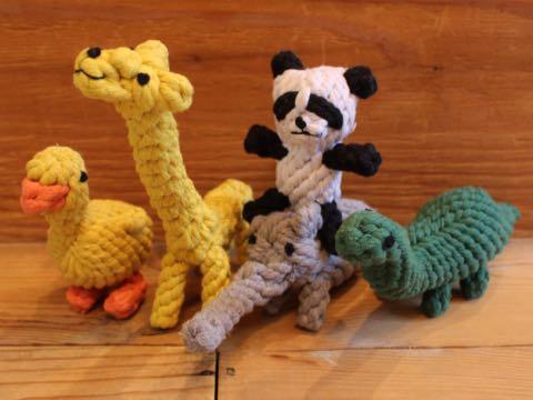 Focuspet犬のおもちゃドッグトイ画像ペットトイロープのおもちゃ丈夫犬噛むぬいぐるみキリンパンダダックあひるぞう象恐竜犬運動不足ストレス解消_8.jpg