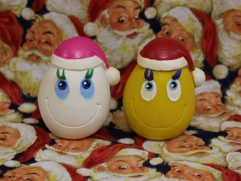 たまごちゃんサンタランコクリスマス限定フントヒュッテ東京_5