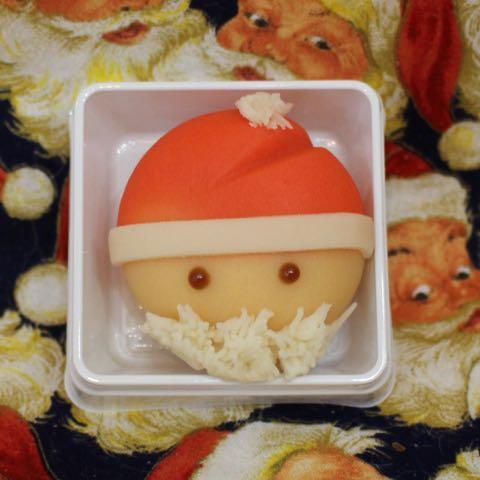 サンタクロース 和菓子 クリスマス 画像 2