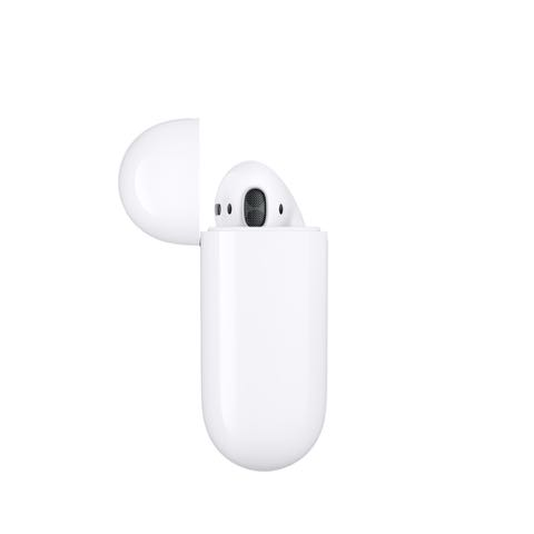 AirPods ワイヤレス ヘッドフォン 画像 アップルストア銀座 リンゴマークが赤に Apple Store RED 12月1日 世界エイズデー 4