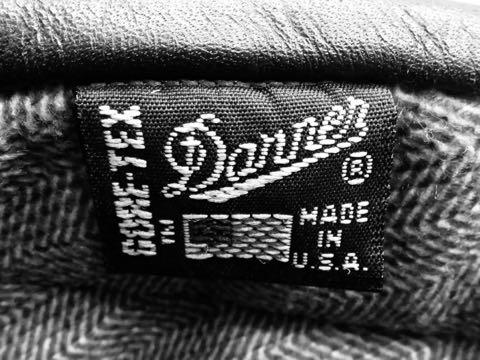 Danner 31400X DANNER LIGHT ダナー 黒タグ 90年代 90s 画像 ダナーライト GORE-TEX ゴアテックス タグ 年代 USA製 MADE IN USA 3