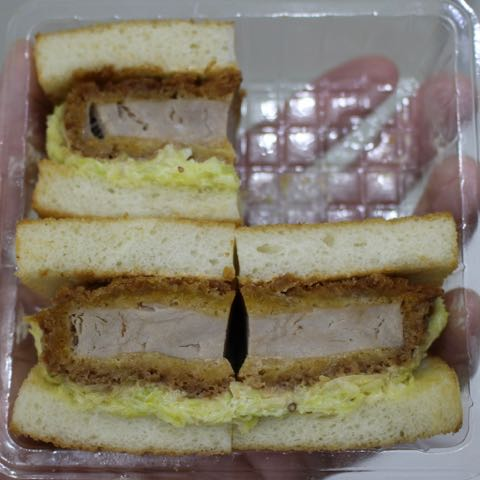 浅草 洋食 ビーフシチュー ヨシカミ ヒレカツサンド 画像 浅草ヨシカミ うますぎて申し訳けないス! 2