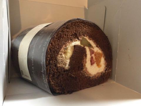 恵方巻きロール 恵方巻き 2018年 方角 由来 食べ方 作り方 節分 ロールケーキ チョコロールケーキ 画像 1
