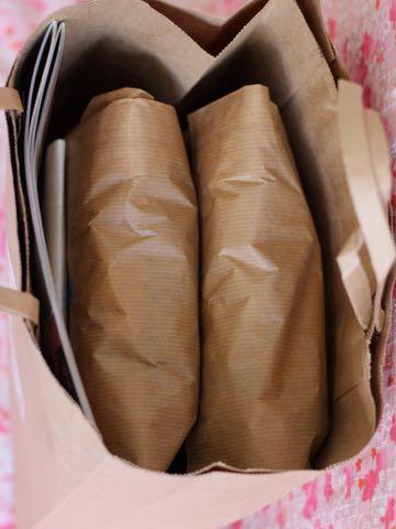 スコスステーショナリー本郷文房具文京区フントヒュッテお買い物袋ドイツパン袋海外袋物外国紙もの紙物文具東京雑貨店ドイツ雑貨海外パン袋海外袋物都内スコス通販SCOS場所10