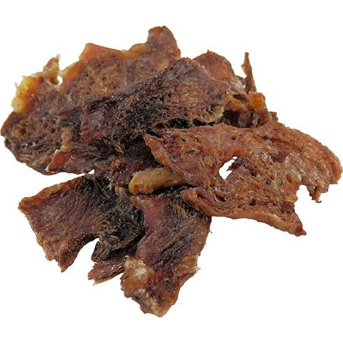わん肉 猪肉 国産 無添加 犬のおやつ 画像 オススメ 東京 フントヒュッテ 自然素材小型犬向けのおやつシリーズ 猪肉 2.jpg