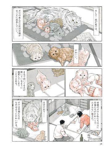 谷口ジロー「犬を飼う」シリーズ完全版刊行、青山剛昌が推薦イラスト描き下ろし_7.jpg