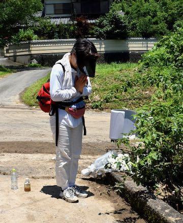 「イヌ助けたい」 山へ向かった女性、土砂崩れの犠牲に.jpg