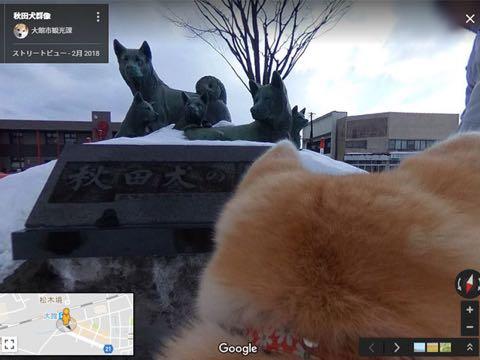 モフモフで忠実「グーグル秋田犬」の狙い_1.jpg