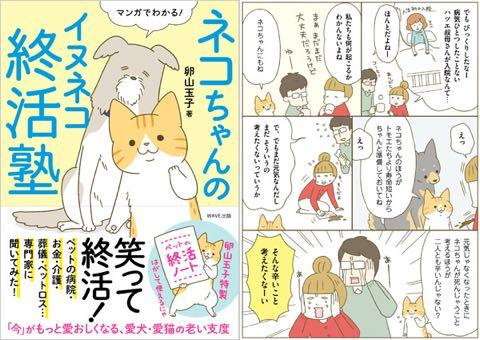 ネコちゃんに教わる、シニアペットと暮らす心得<病気、介護、保険編> 1.jpg