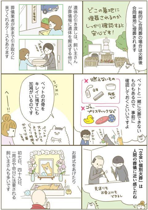 ネコちゃんに教わる、シニアペットと暮らす心得<お別れ編> 2.jpg
