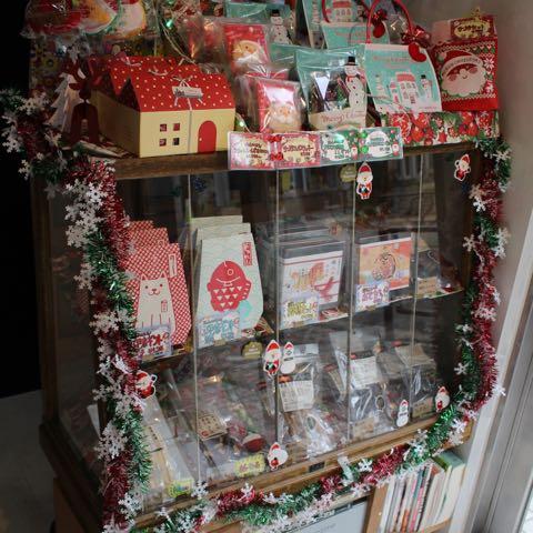 クリスマスディスプレイ2018年クリスマス飾り店内フントヒュッテ東京トリミングサロンストアディスプレイ店舗用品クリスマスシーズン画像_4.jpg