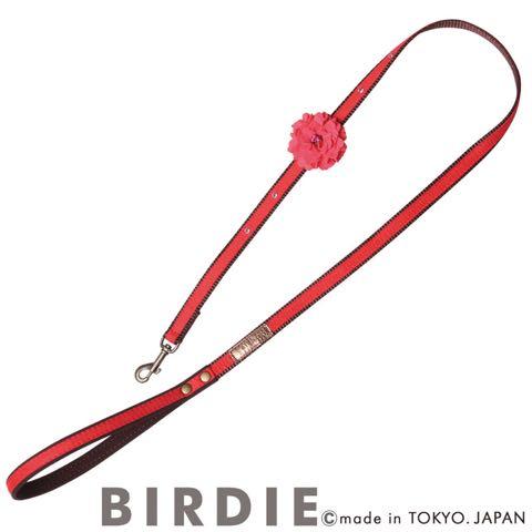 BIRDIE バーディ ダリア 首輪&リードセット かわいい 犬グッズ 犬用品 国産 日本製 MADE IN JAPAN 販売 東京 フントヒュッテ 2.jpg