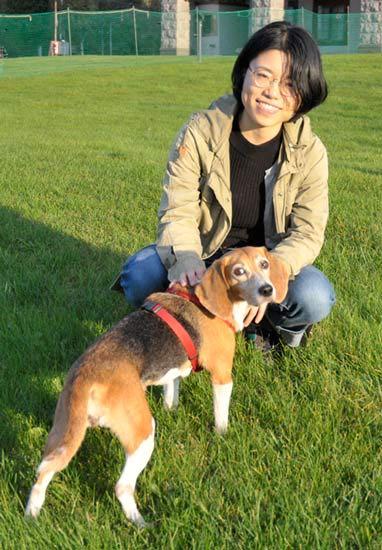 ペットになった元実験犬「しょうゆ」 獣医大生が譲渡願い出る 実験動物 酪農学園大 北海道江別市 3.jpg