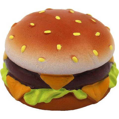 takeout テイクアウトハンバーガー ホットドッグ ポテト 犬用おもちゃ ラテックス スクイーカー ドッグトイ 画像 dogtoy _ 2.jpg