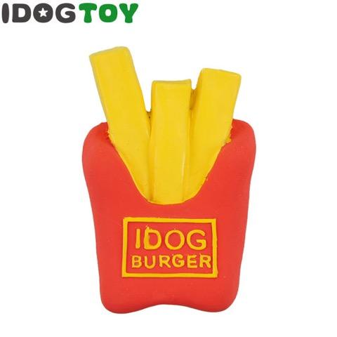 iDog&iCat アイドッグアイキャット ラテックスTOY 犬のおもちゃ 東京 フントヒュッテ 画像 フライドポテトラテックスTOY _ 1.jpg
