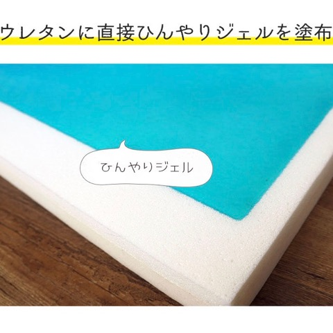 iDog&iCat アイドッグアイキャット 犬猫ベッド 冷感カバー ひんやりジェル 夏を快適に 暑さ対策 犬 低反発マット 東京 フントヒュッテ 画像 犬用ベッド  _ 8.jpg