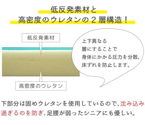 iDog&iCat アイドッグアイキャット 犬猫ベッド 冷感カバー ひんやりジェル 夏を快適に 暑さ対策 犬 低反発マット 東京 フントヒュッテ 画像 犬用ベッド  _ 9.jpg