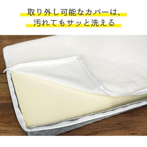 iDog&iCat アイドッグアイキャット 犬猫ベッド 冷感カバー ひんやりジェル 夏を快適に 暑さ対策 犬 低反発マット 東京 フントヒュッテ 画像 犬用ベッド  _ 11.jpg