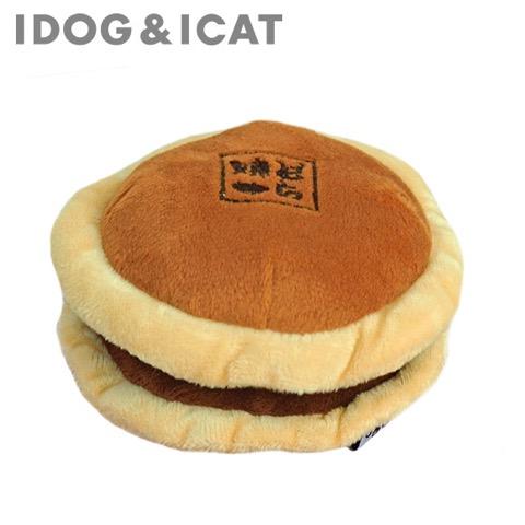 iDog&iCat アイドッグアイキャット iToy ペット用布製おもちゃ 画像 犬用おもちゃ もっちりどらやき _ 1.jpg