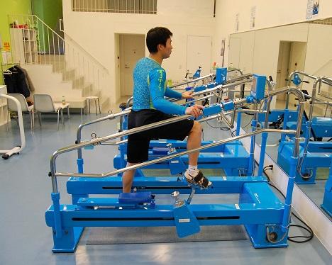 インナーマッスル運動 スプリントトレーニング 小林寛道 東大式トレーニング QOM