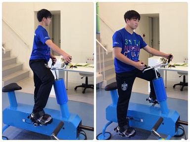 車軸移動式パワーバイク マリノ 軸を作る 体幹 インナーマッスル