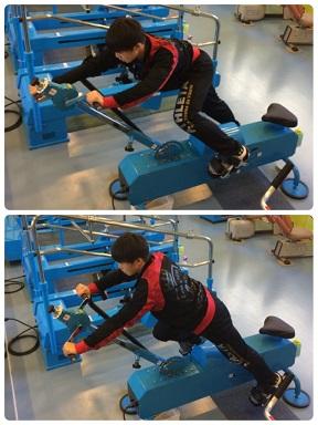 QOMジム アニマルウォークマシン 小林寛道 とつぼジム スポーツの塾 認知動作型トレーニング