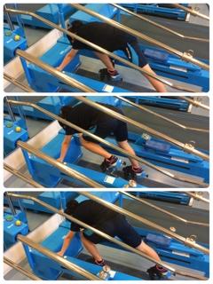 とつぼジム 競輪トレーニング スプリントトレーニングマシン 体幹強化 大腰筋
