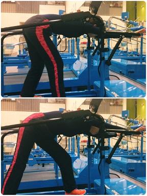 競歩 骨盤の動き QOMジム 十坪ジム とつぼジム 体幹トレーニング 自転車