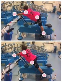 QOMジム アニマルウォークマシン スポーツの塾 小林寛道 小林寛道理論